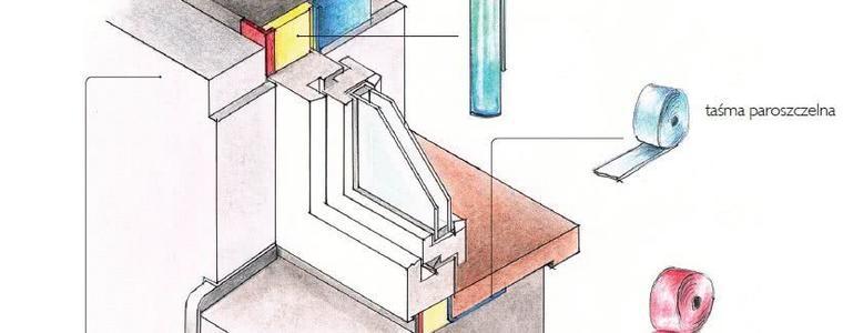 """SPECTERM Okna i drzwi – """"ciepły montaż"""""""
