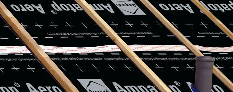 SPECTERM Membrany dachowe od firmy Ampack  - dlaczego to dobry wybór?